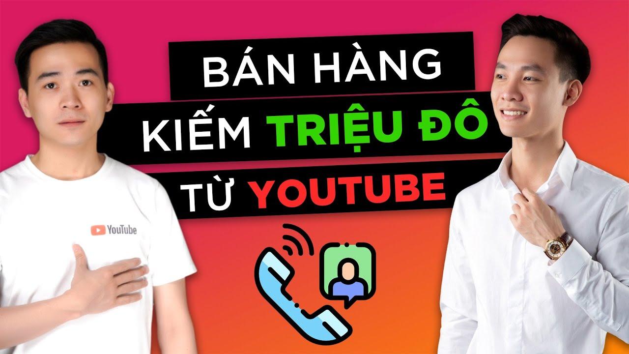 Anh Ấy Đã Kiếm Tiền Tỷ Mỗi Tháng Từ Việc Bán Hàng Qua Kênh YouTube Như Thế Nào? 1